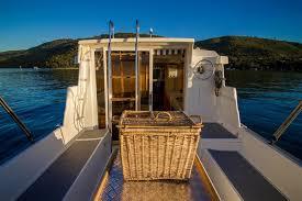knysna houseboat - ondeck